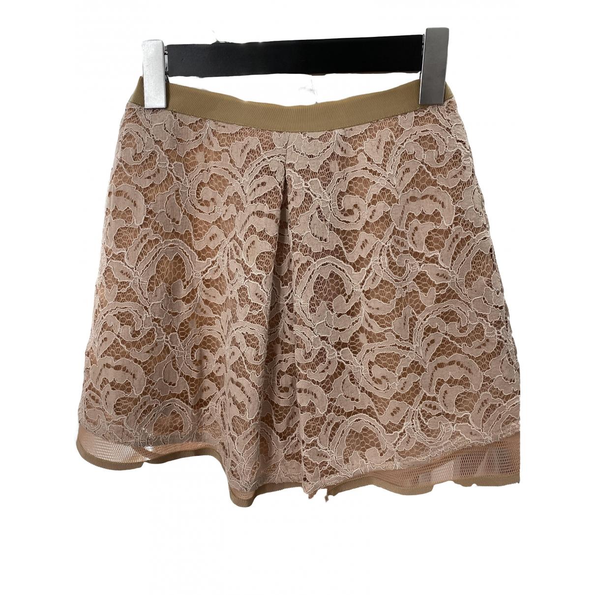 Patrizia Pepe \N Pink skirt for Women 40 IT