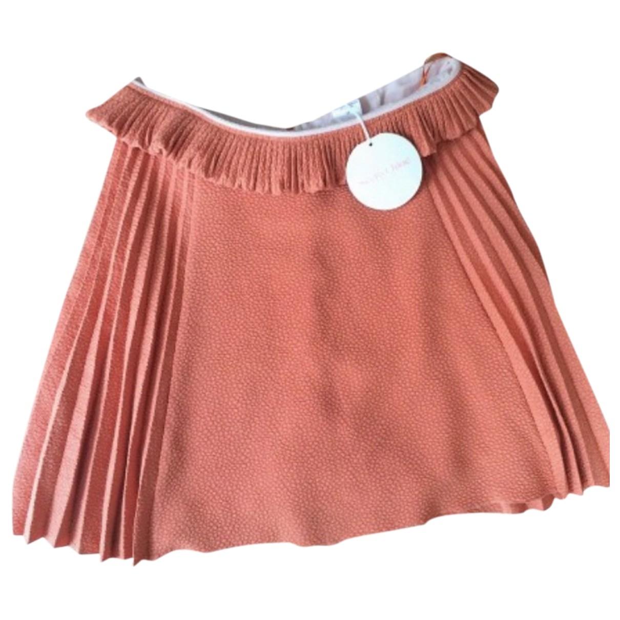 See By Chloé \N Orange skirt for Women 38 FR