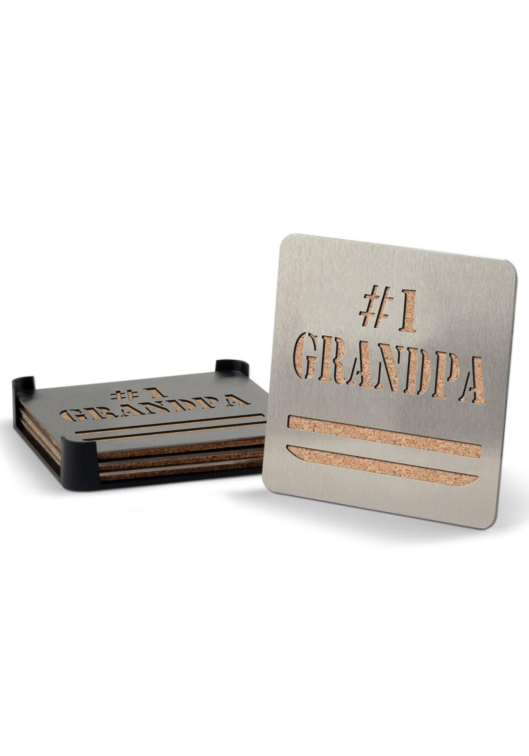 Boaster Coaster #1 Grandpa Set