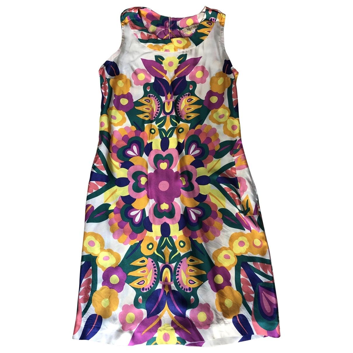 See By Chloé \N White Silk dress for Women 36 FR