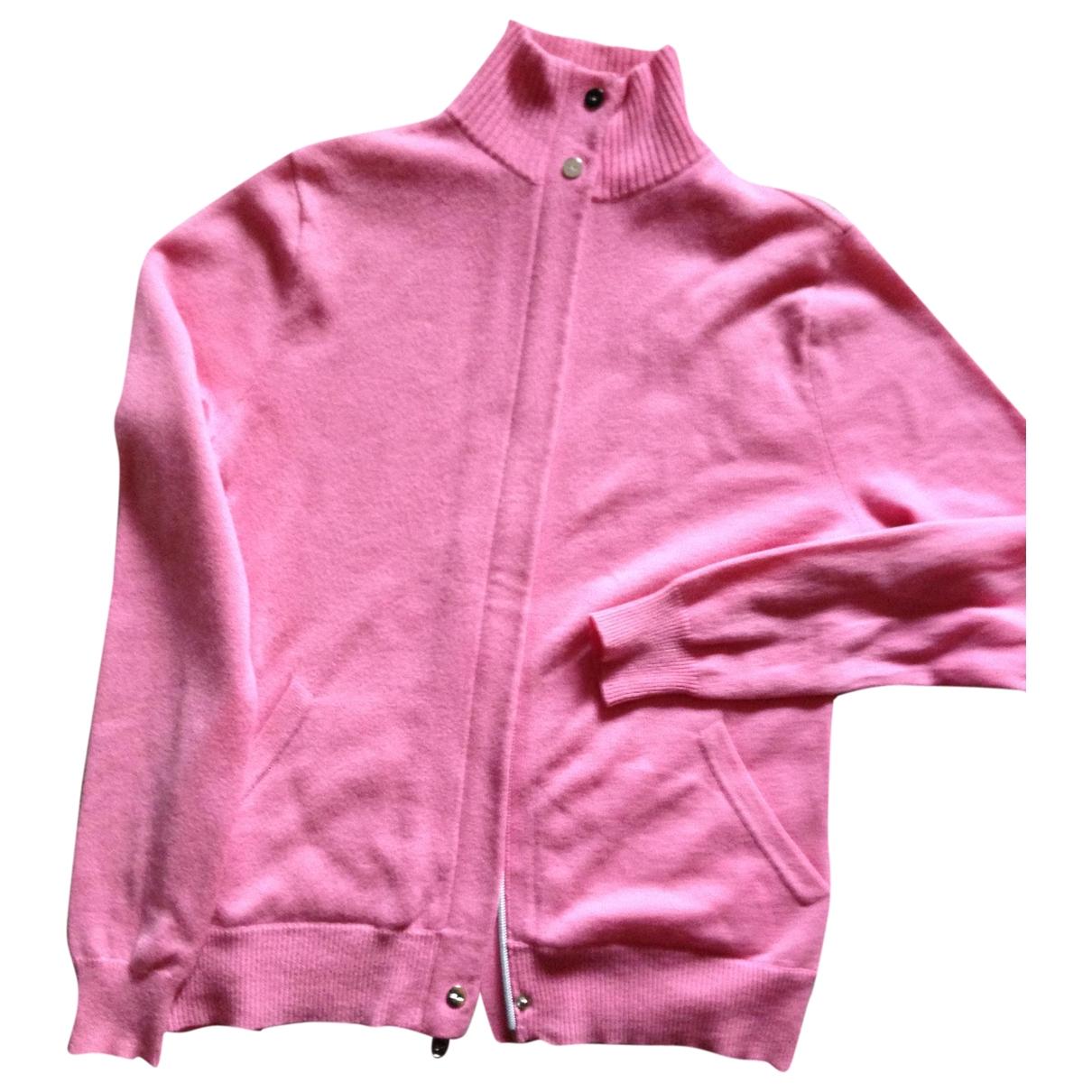 Ralph Lauren - Pull   pour femme en cachemire - rose