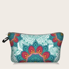 1 Stueck Makeup Tasche mit Mandala Muster