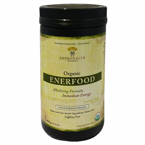 EnerFood Super Green Drink 14 Oz by Enerhealth Botanicals