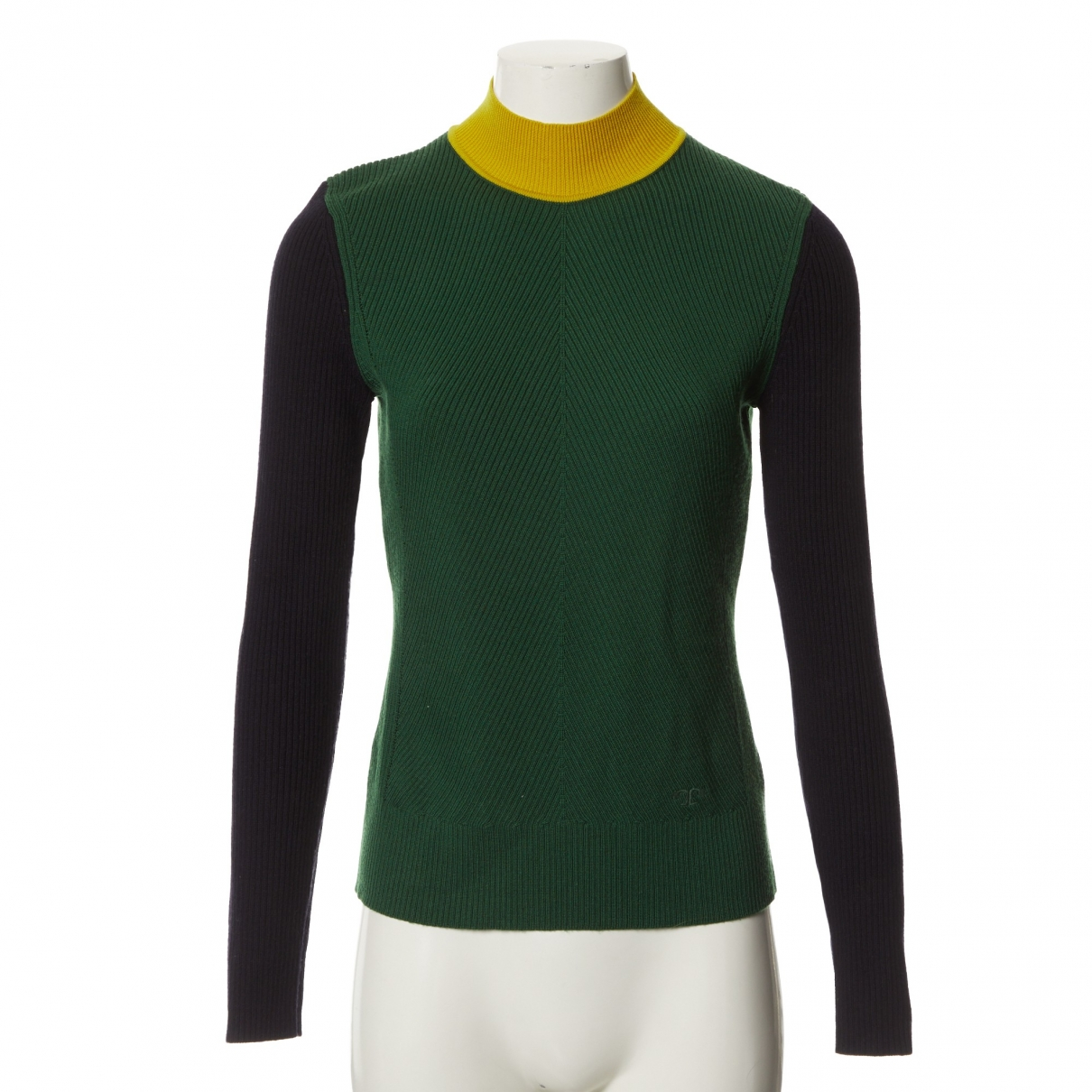 Tory Burch - Pull   pour femme en laine - multicolore