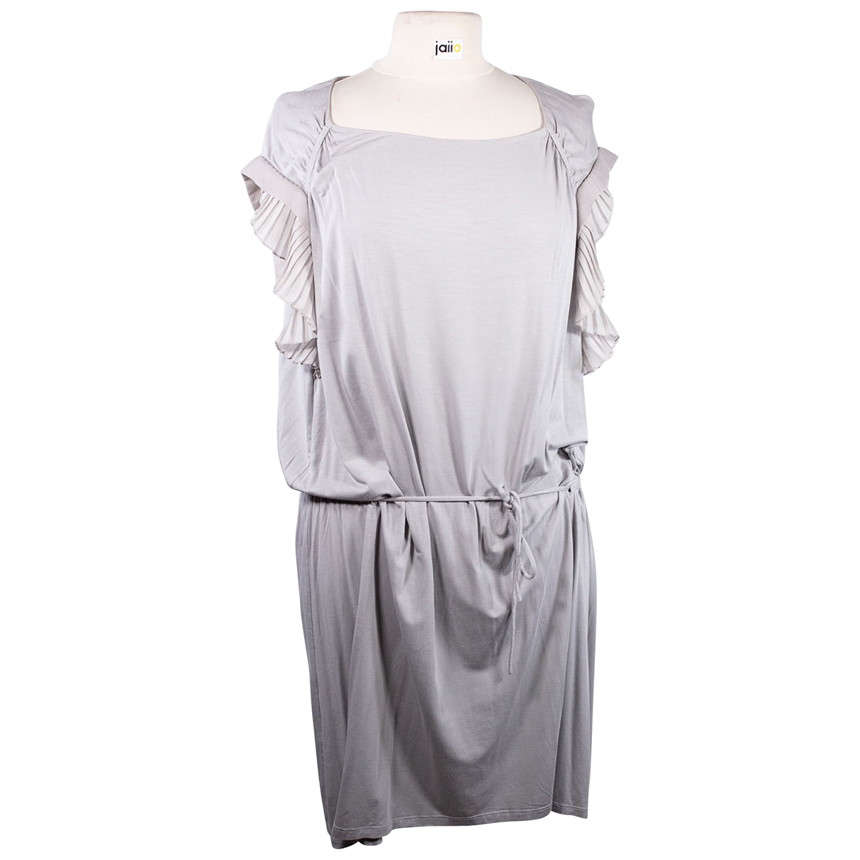 Ba&sh \N Kleid in  Blau Synthetik