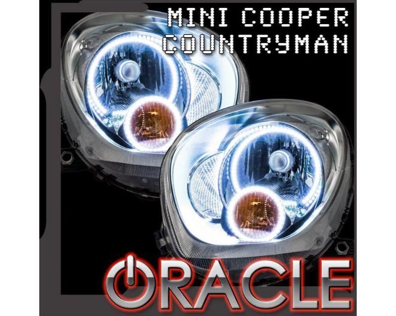 Oracle Lighting 1321-333 LED Halo Kit ColorSHIFT 2.0 MINI COOPER Countryman 2011-2015