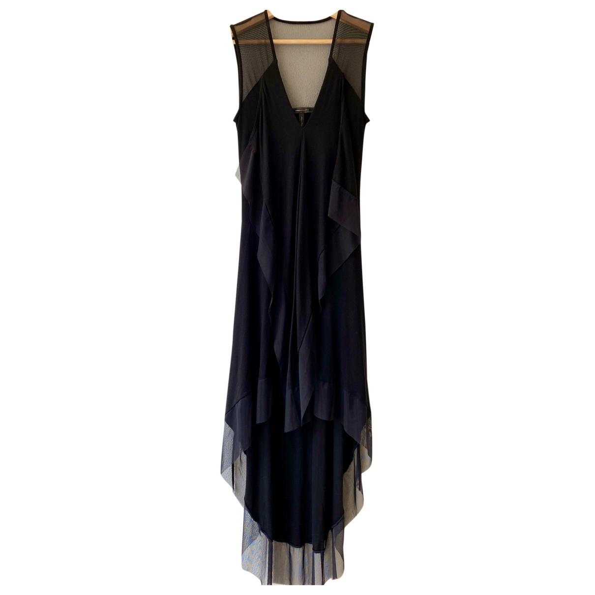 Maxi vestido de Lana Bcbg Max Azria
