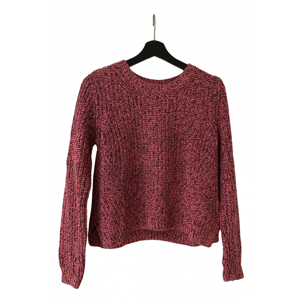 H&m Studio N Pink Cotton Knitwear for Women S International