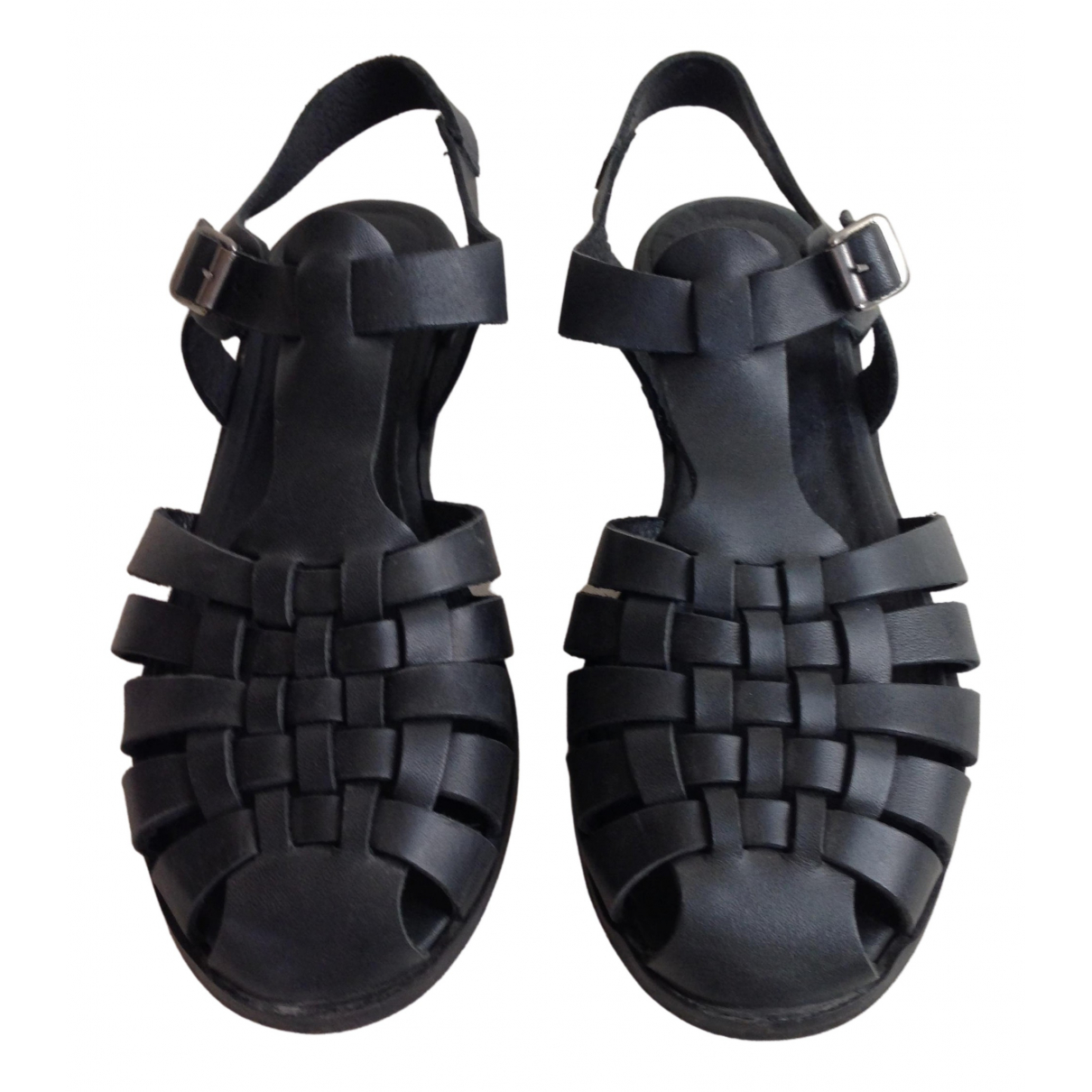 Sandalias de Cuero Jonak