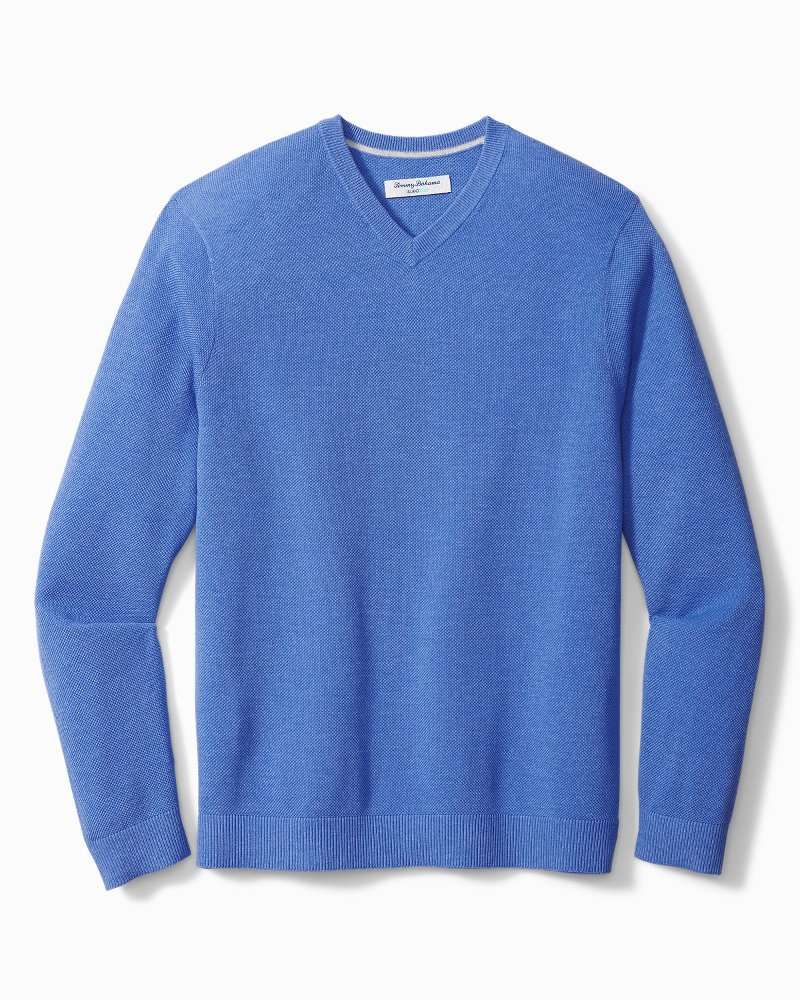 Coolside IslandZone® V-Neck Sweater