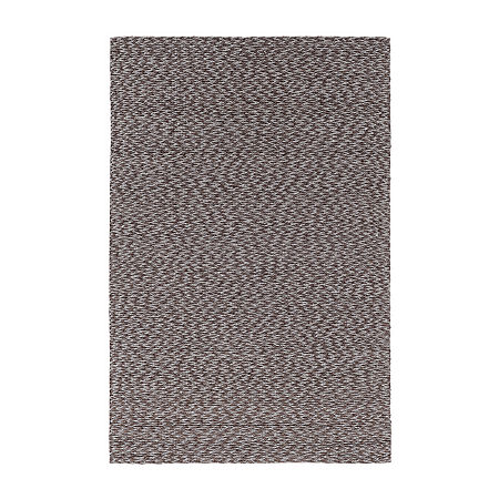 Radici USA Bellissima Hand Knotted Rectangular Indoor Rugs, One Size , Brown