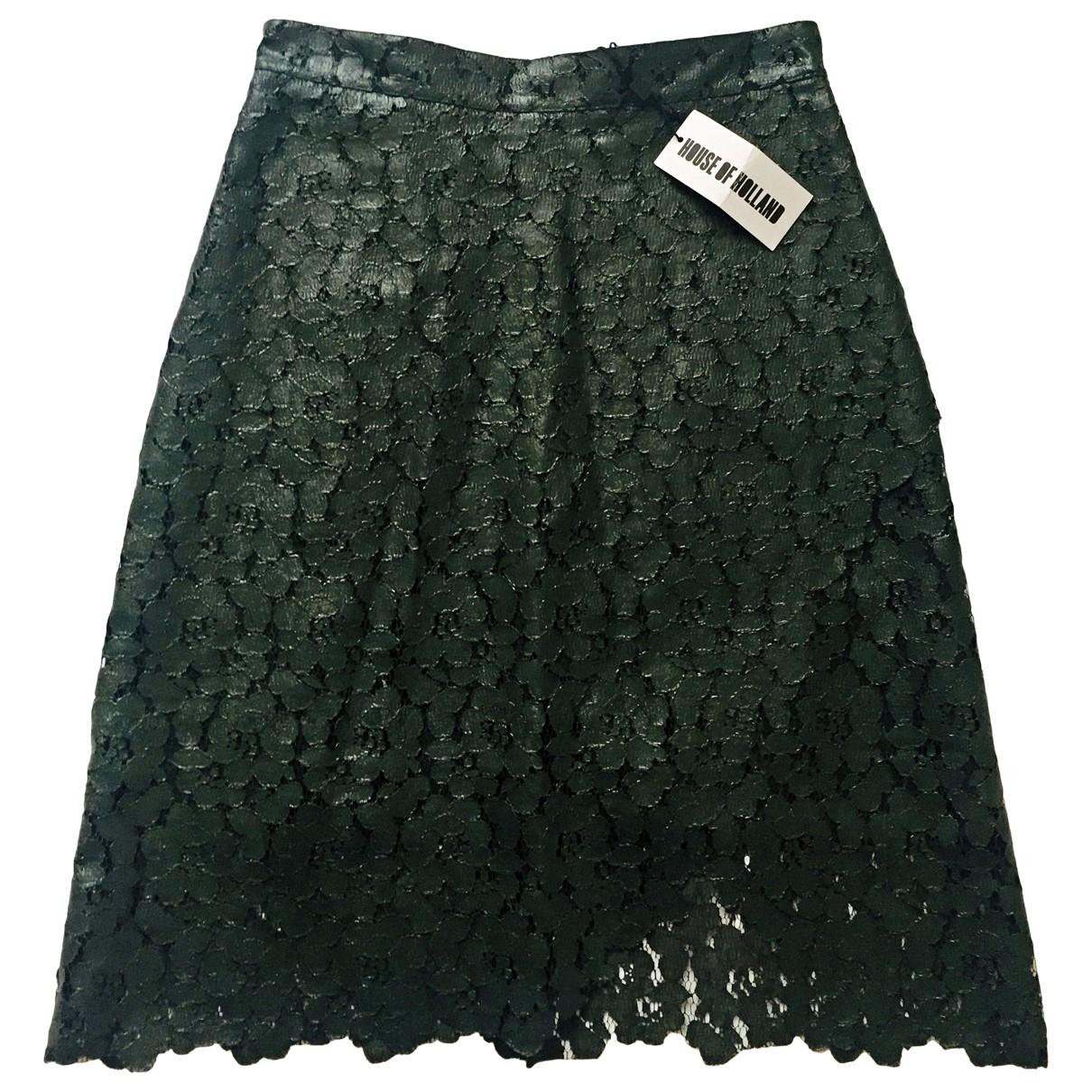 House Of Holland \N Green skirt for Women 12 UK