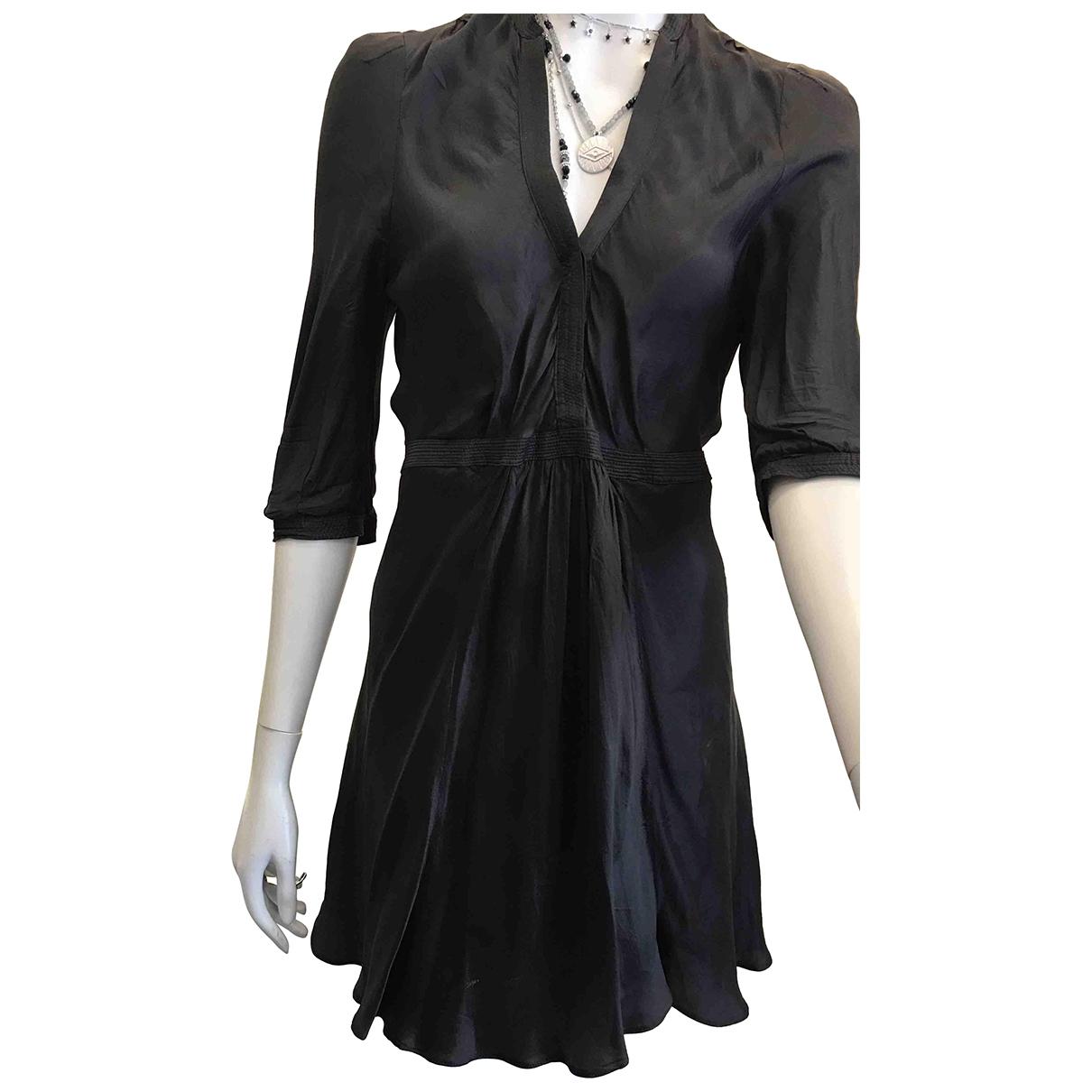 Isabel Marant \N Anthracite dress for Women 38 FR