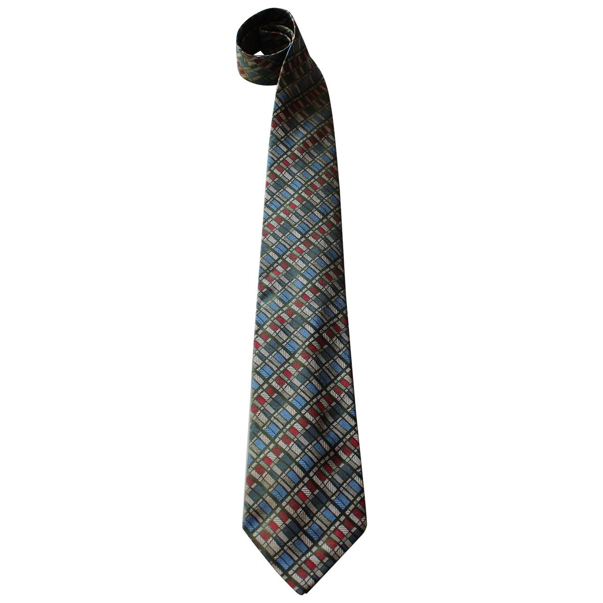 Charvet - Cravates   pour homme en soie - multicolore