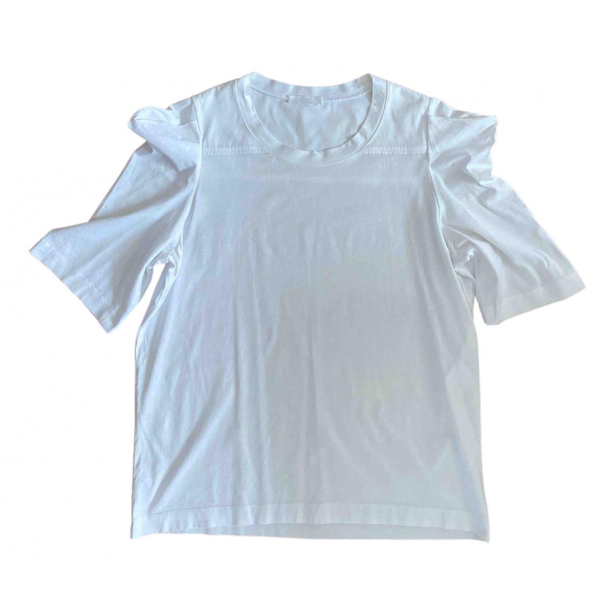 Chloé \N White Cotton  top for Women L International