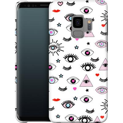 Samsung Galaxy S9 Smartphone Huelle - Magic Eyes von Mukta Lata Barua