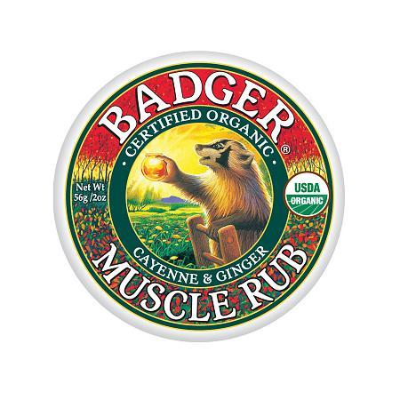 Badger Balm, Sore Muscle Rub - 2.0 oz