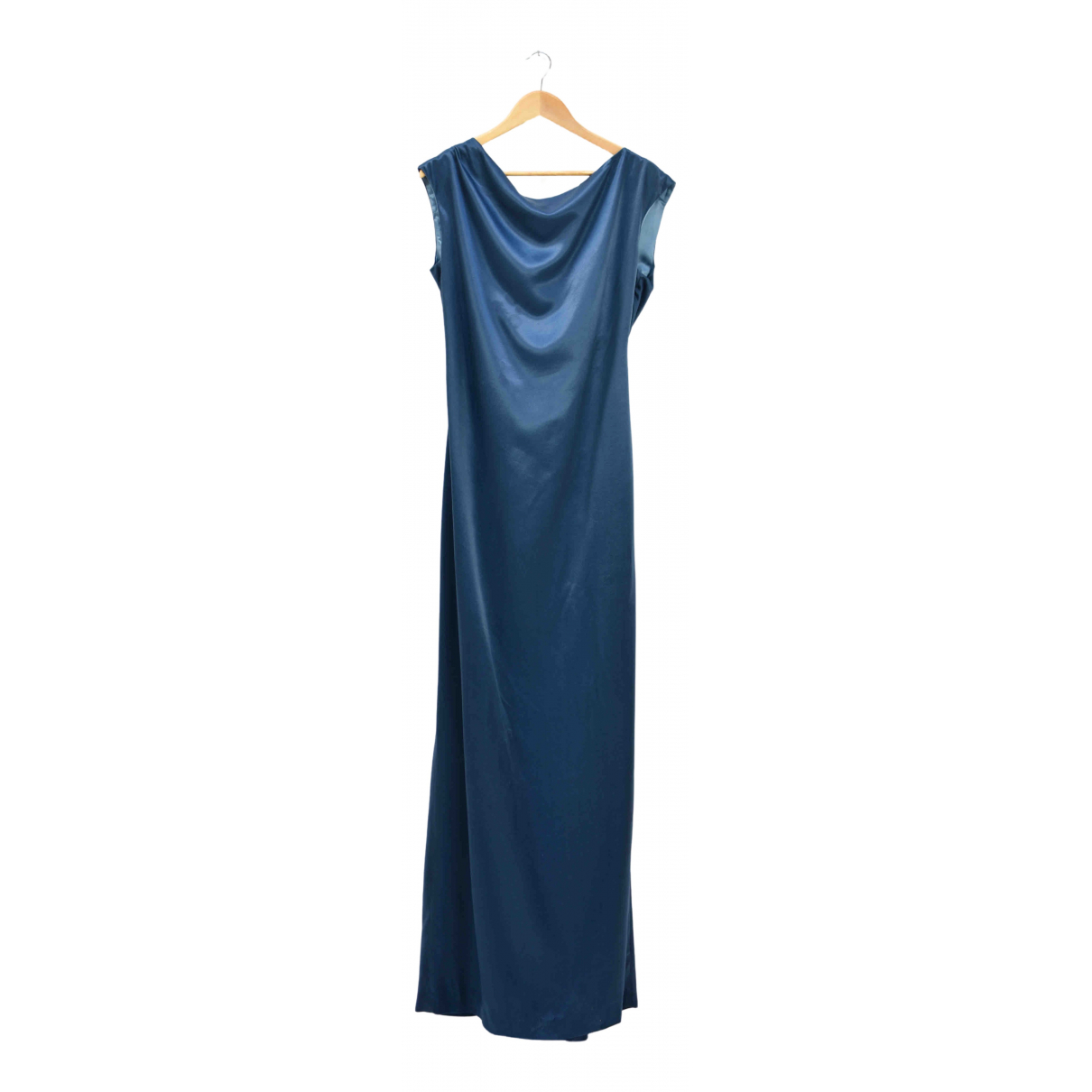 Maxi vestido de Seda Dries Van Noten