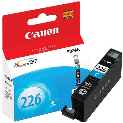 Canon CLI-226C Original Cyan Ink Cartridge