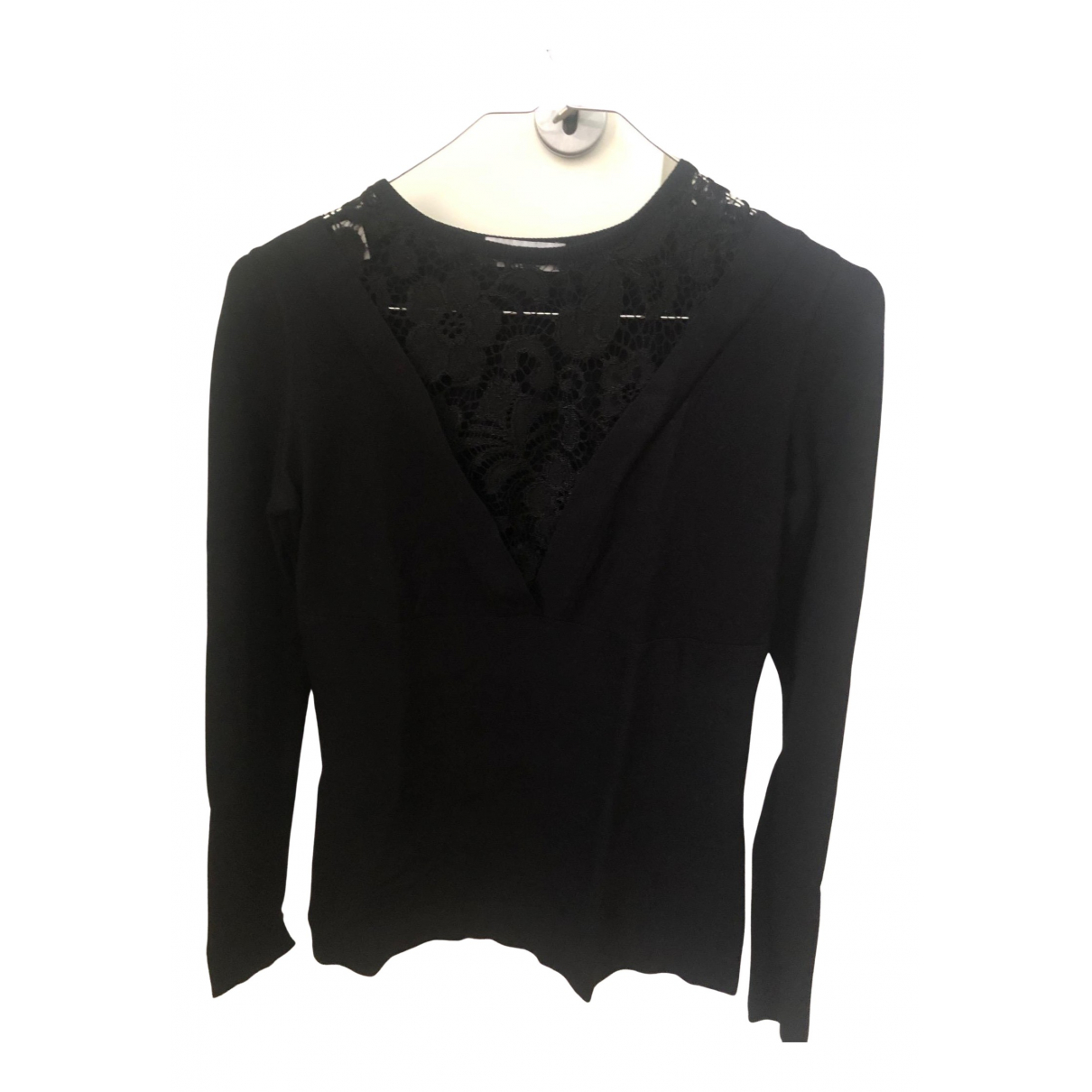 Moschino Cheap And Chic - Pull   pour femme - noir