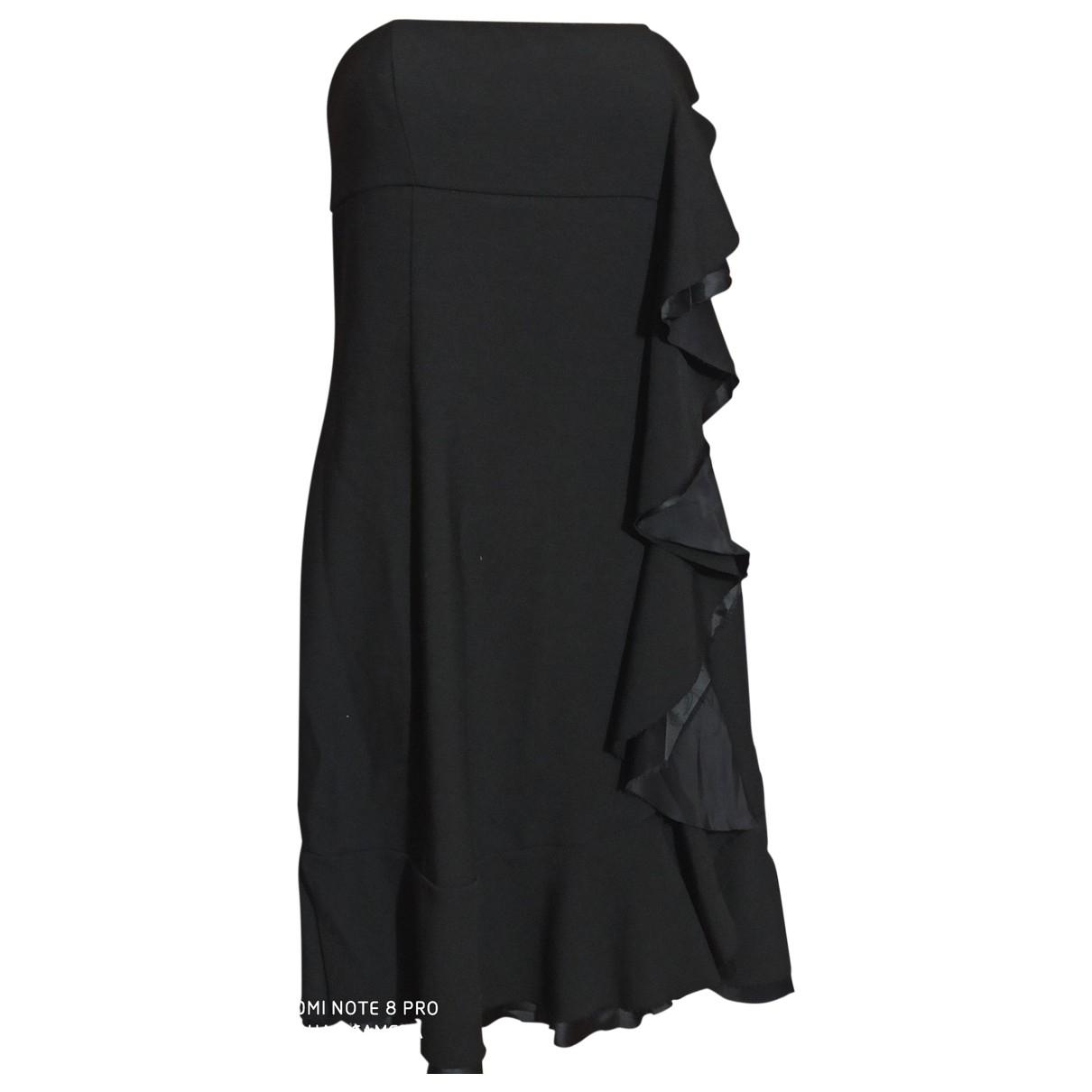Aniye By - Robe   pour femme en laine - noir