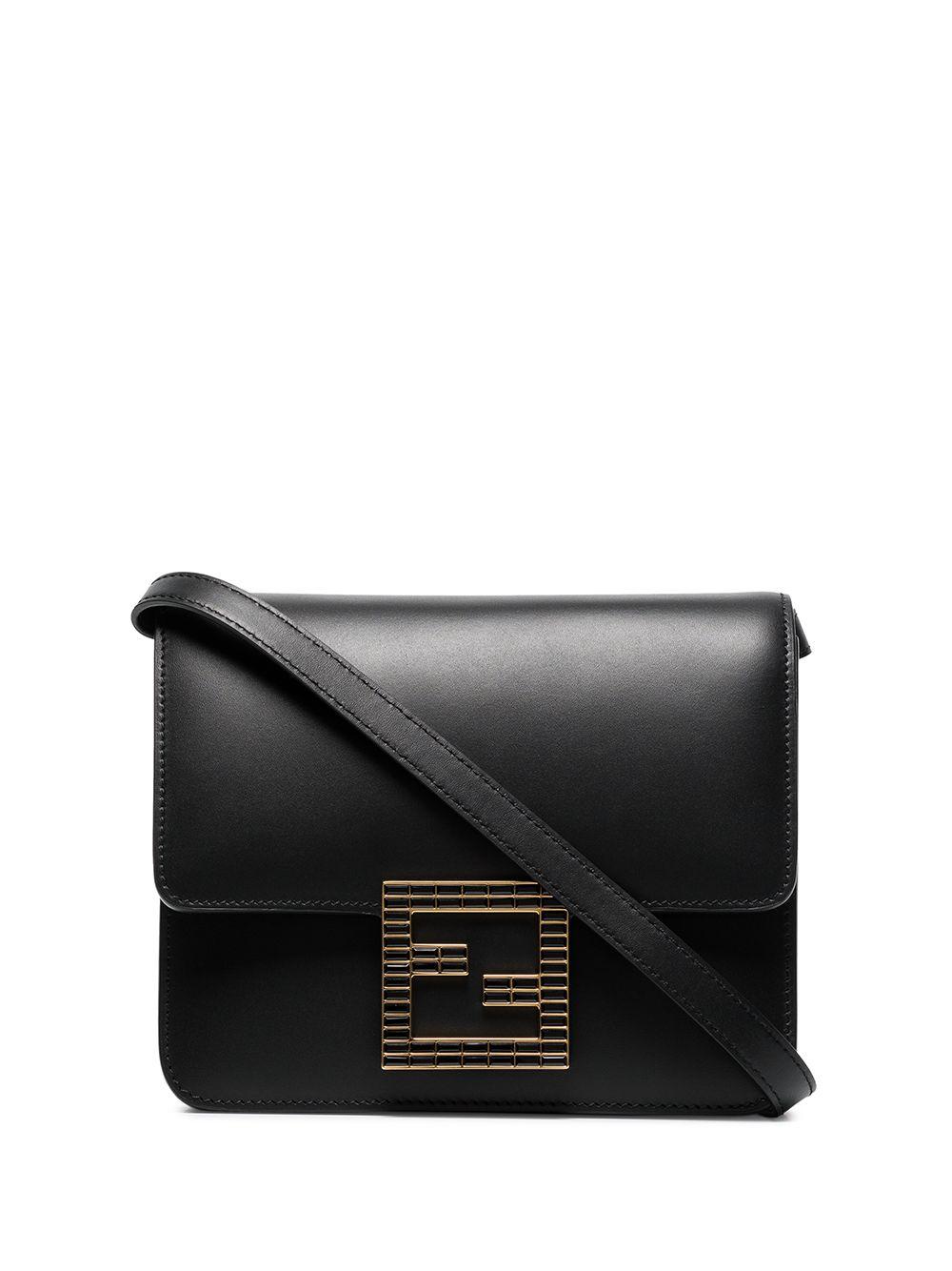 Fab Leather Crossbody Bag