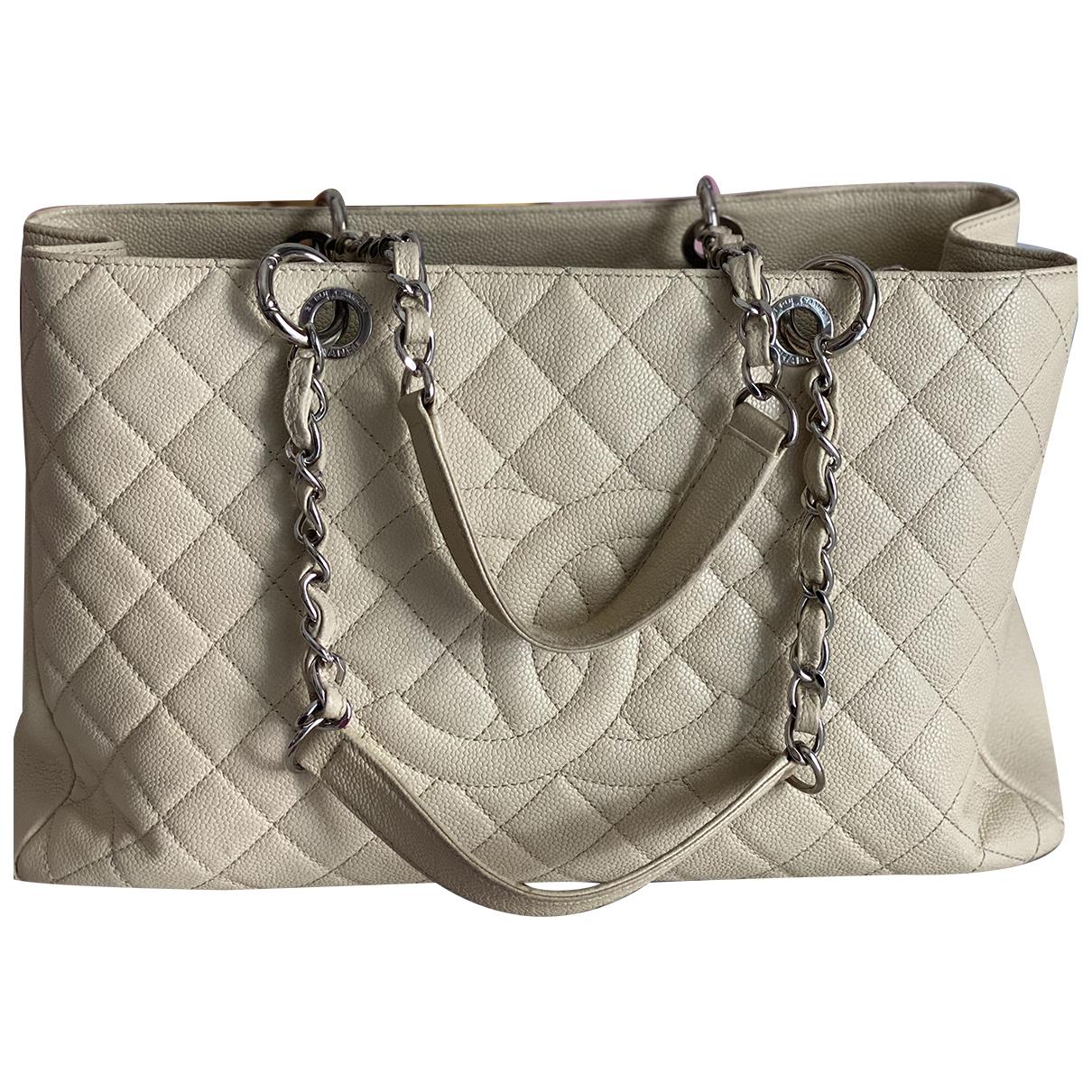 Chanel N Leather handbag for Women N
