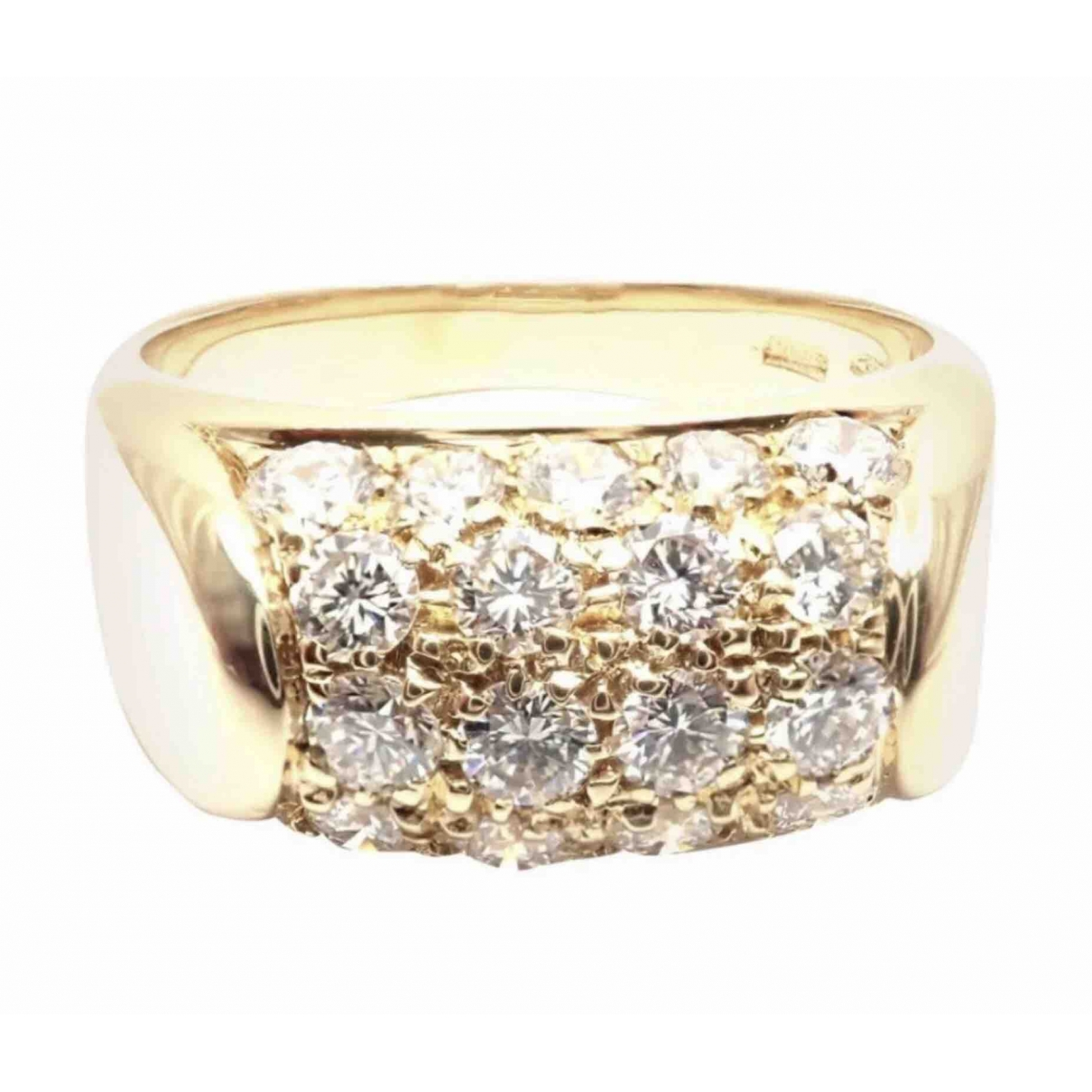 Bvlgari Tronchetto Gold Yellow gold ring for Women \N