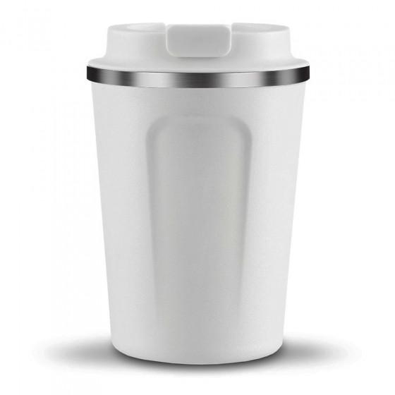 "Thermobecher Asobu ""Coffee Compact White"", 380 ml"
