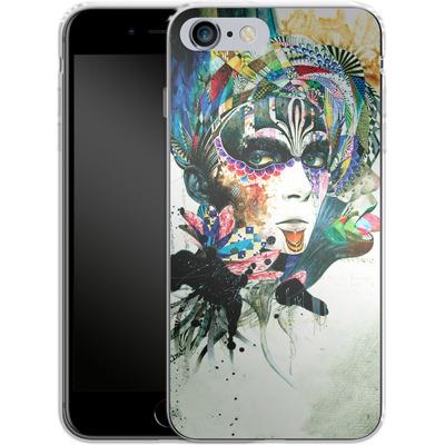 Apple iPhone 6 Plus Silikon Handyhuelle - Blossom Desire von Minjae Lee
