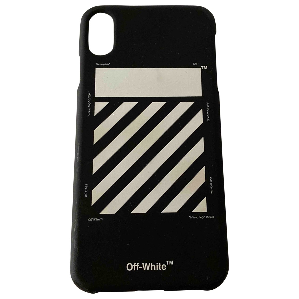 Off-white \N Black Accessories for Life & Living \N