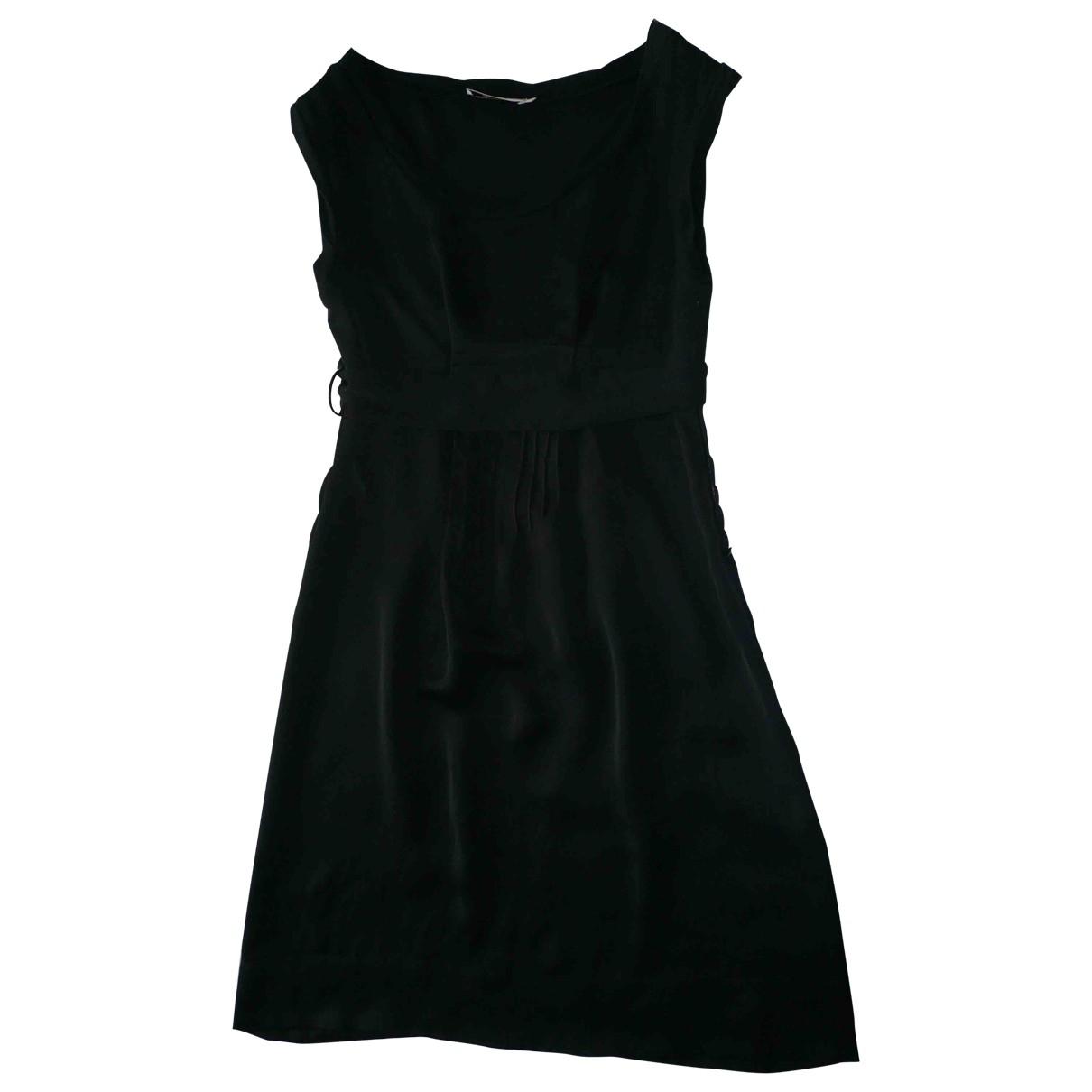 Comptoir Des Cotonniers \N Kleid in  Schwarz Polyester