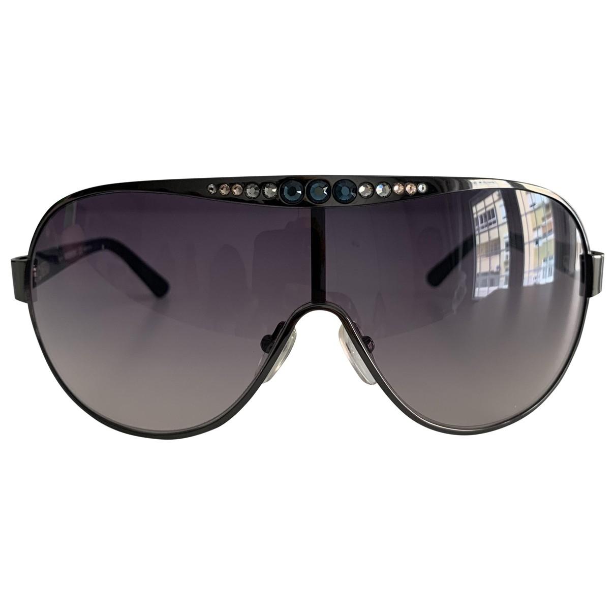 Missoni \N Sonnenbrillen in  Blau Metall