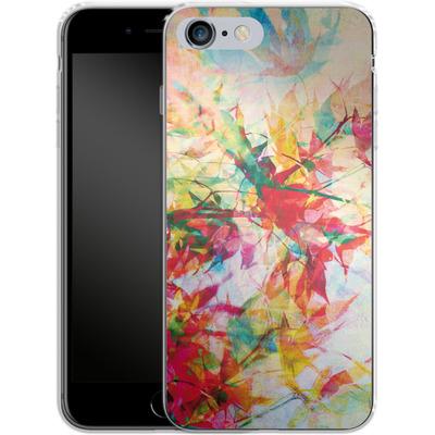 Apple iPhone 6 Plus Silikon Handyhuelle - Abstract Autumn 2 von Mareike Bohmer