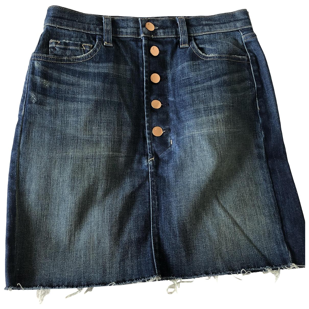 J Brand \N Rocke in  Blau Denim - Jeans