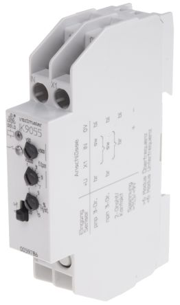 Dold Speed Monitoring Relay With SPDT Contacts, 24 V dc Supply Voltage