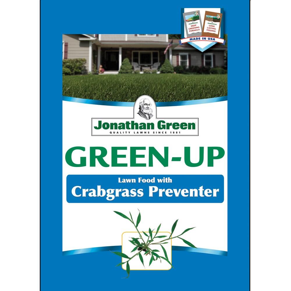 Jonathan Green 5M 22-0-3 Green Up + Crabgrass Preventer Plus Fertilizer (Seeds)