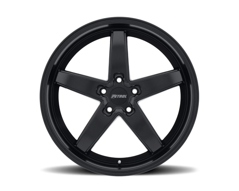 Petrol 1780P1B325112M72 P1B Wheel 17x8 5x112 32mm Matte Black