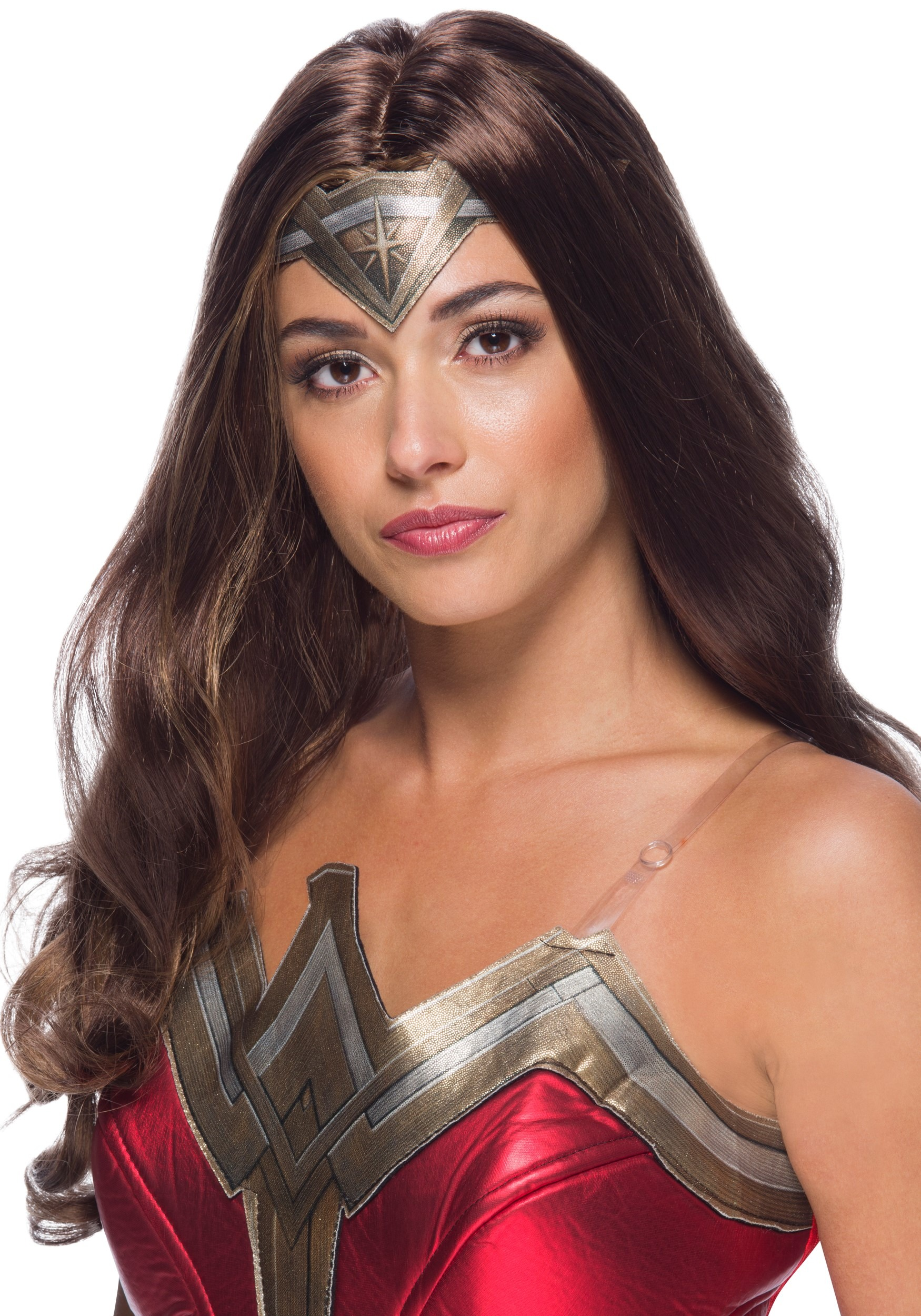 Wonder Woman Wig For Adults