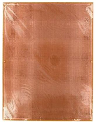 Sunhayato ICB-500F, Matrix Board FR1 with 0.9mm Holes 2.54 x 2.54mm Pitch, 245 x 195 x 1.6mm
