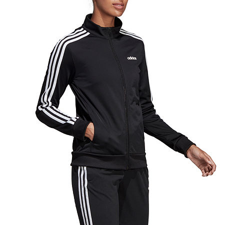 Adidas Track Jacket, Small , Black