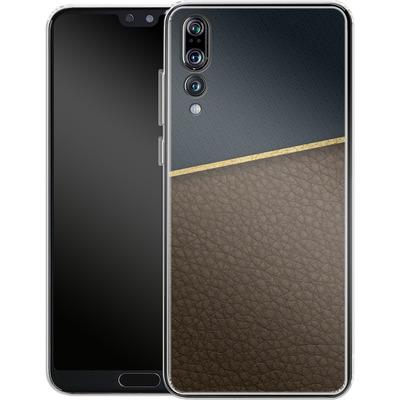 Huawei P20 Pro Silikon Handyhuelle - Oxford von caseable Designs