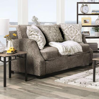 SM3082-LV Laila Contemporary Love Seat  in