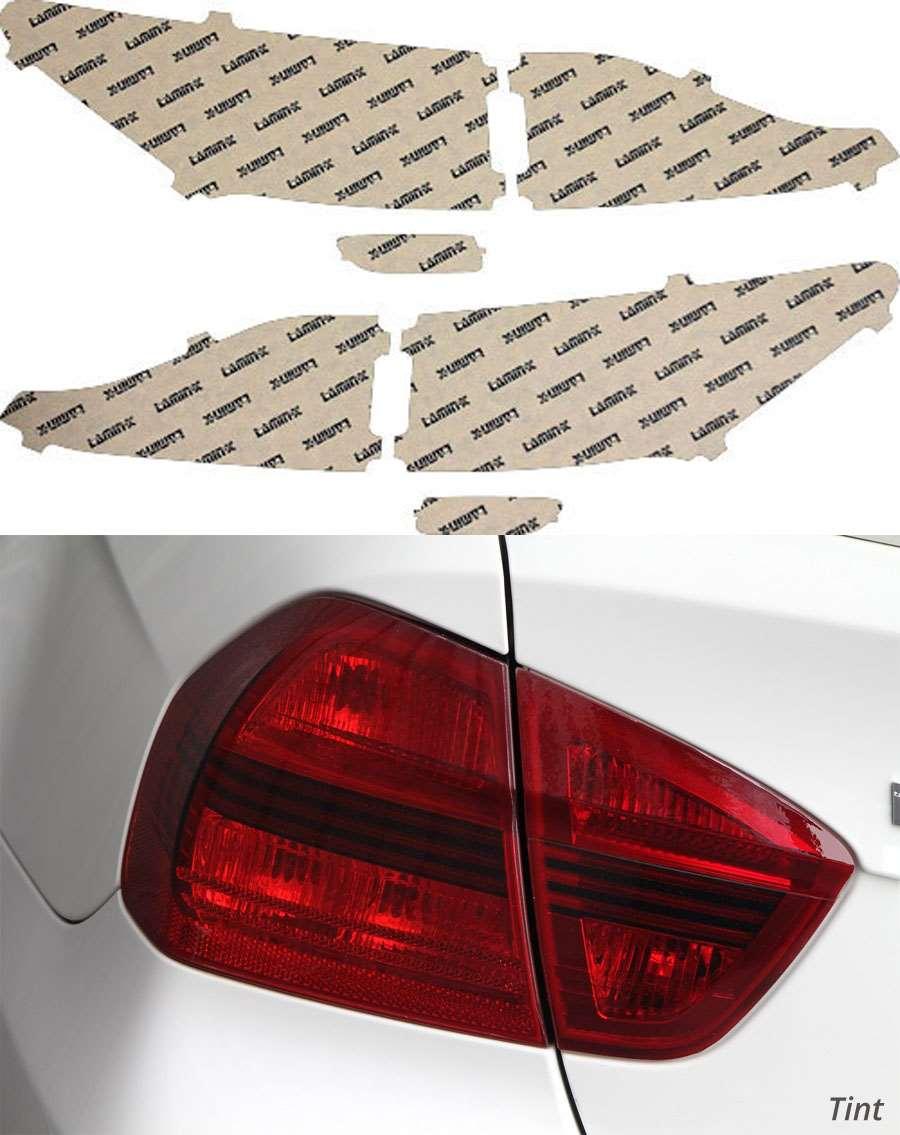 Lexus CT200h 11-13 Tint Tail Light Covers Lamin-X L220T