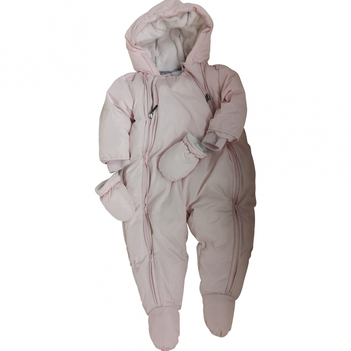 Burberry \N Pink jacket & coat for Kids 12 months - up to 74cm FR