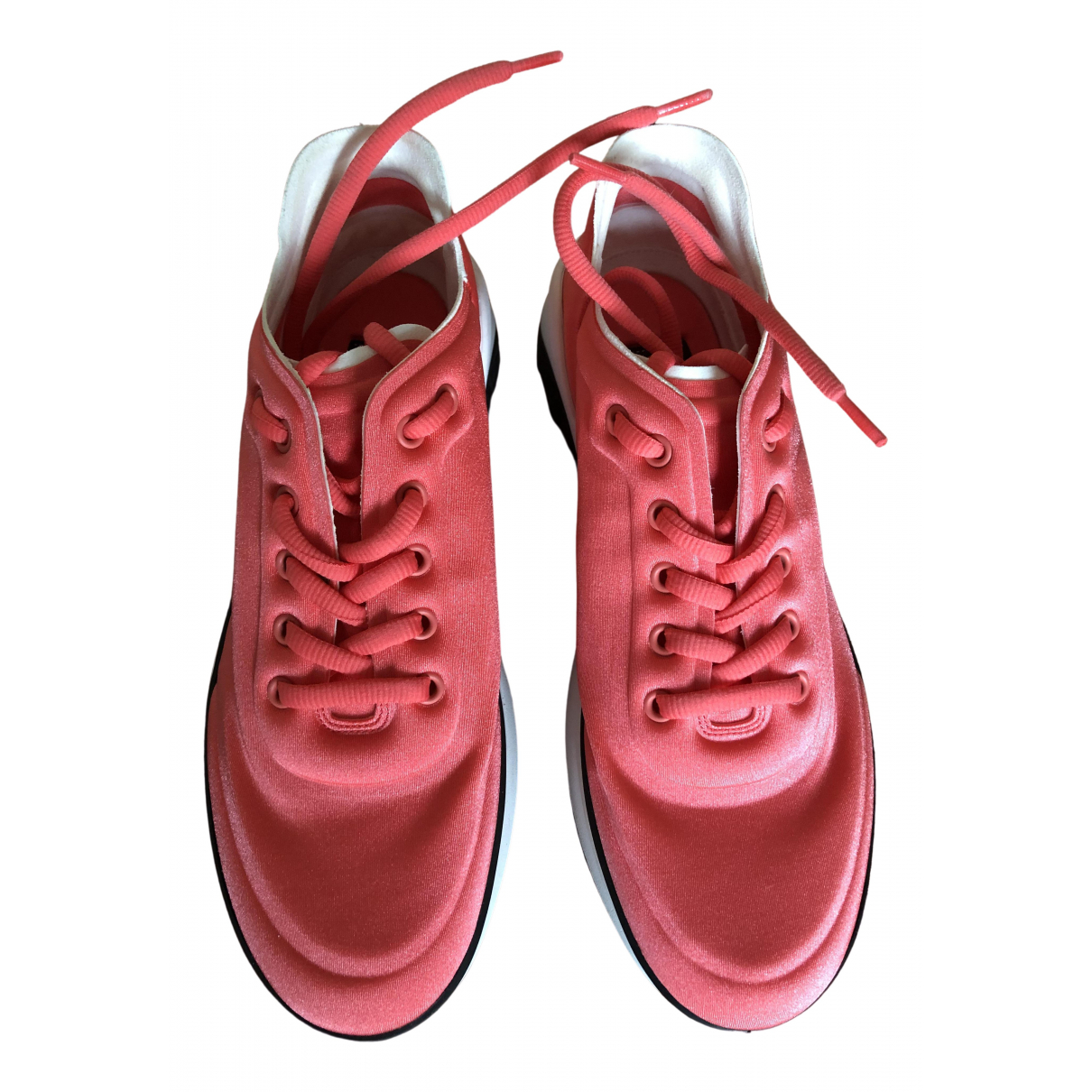 Chanel \N Sneakers in Polyester