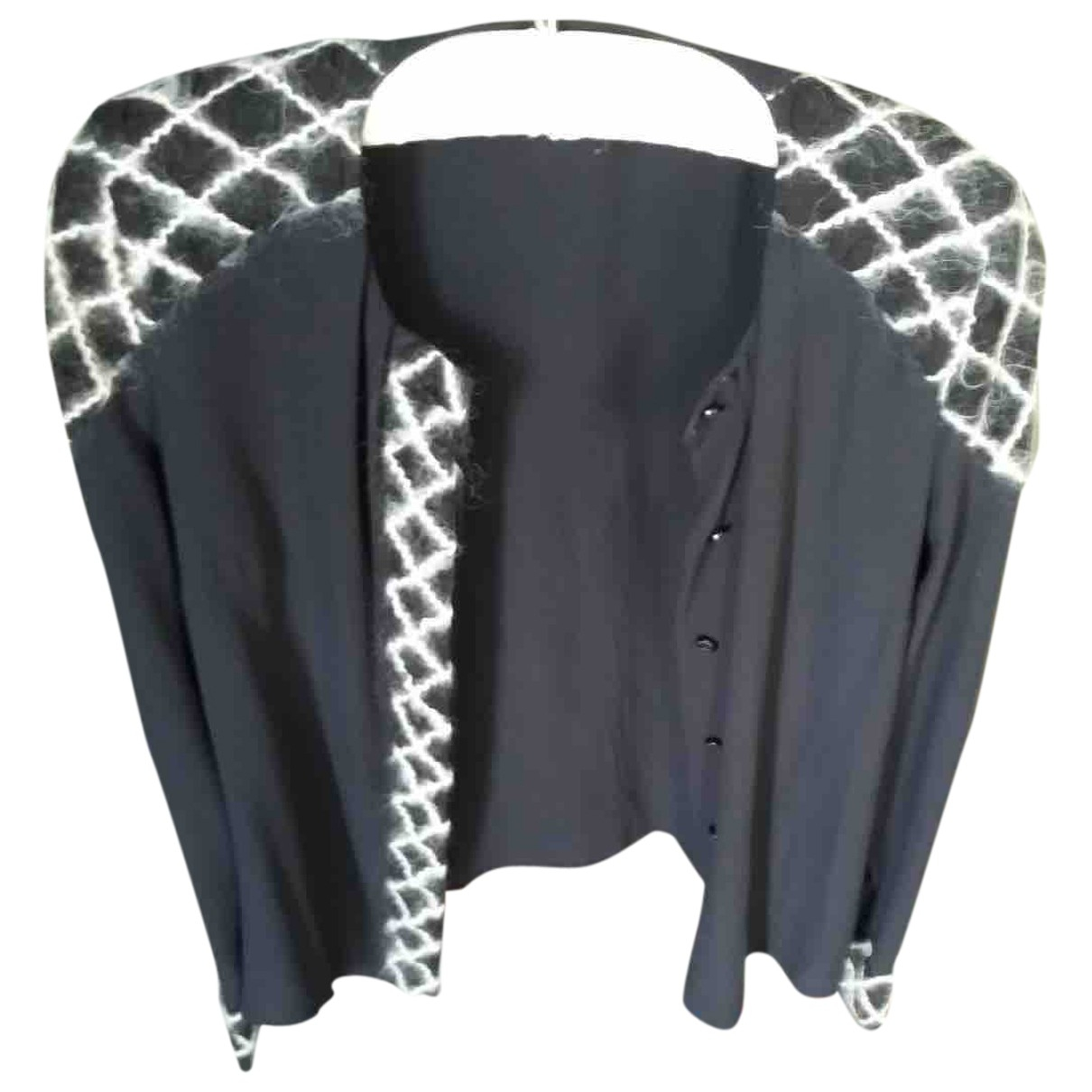 Chanel \N Pullover in  Bunt Seide