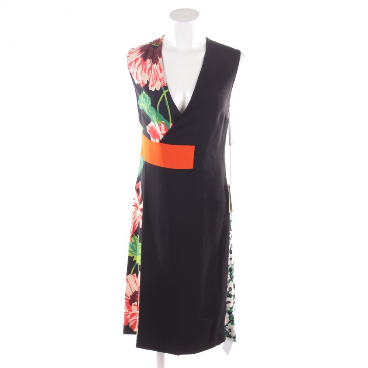 Stella Mccartney \N Kleid in  Bunt Synthetik