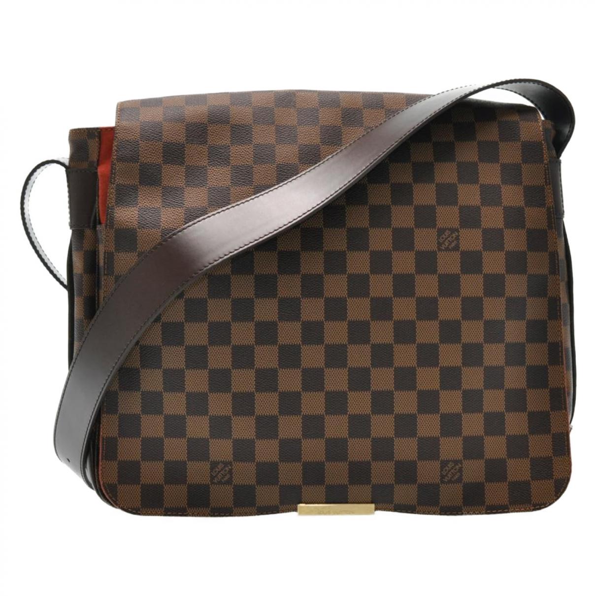 Bolso Bastille de Lona Louis Vuitton