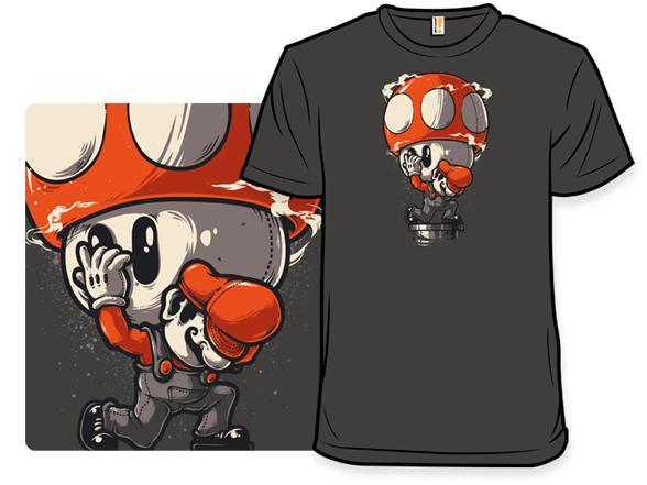 Super Atlas T Shirt